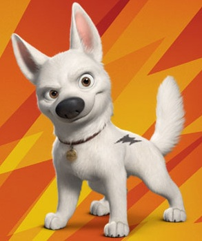 Bolt - animated film character