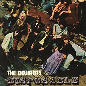 <i>Disposable</i> (album) 1968 studio album by The Deviants