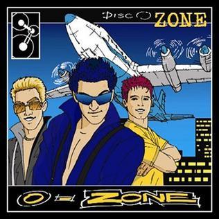 <i>DiscO-Zone</i> 2004 studio album by O-Zone