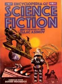 <i>Encyclopedia of Science Fiction</i> (1978 book) English language reference work