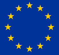 EU flag square