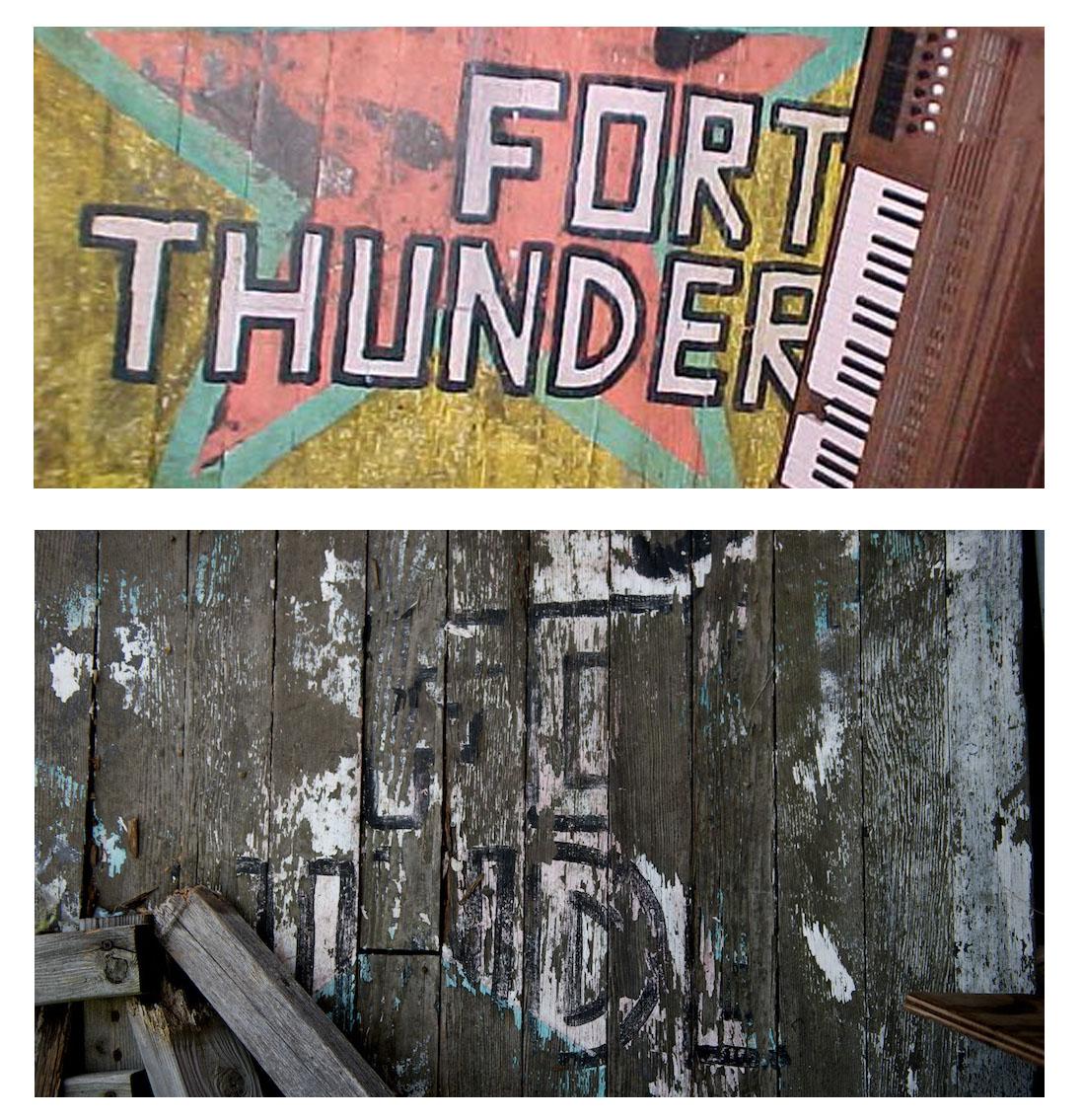 Fort Thunder Wikipedia