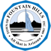Official seal of Fountain Hills, Arizona