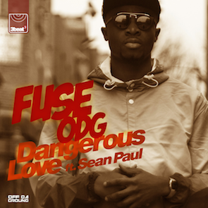 Fuse ODG featuring Sean Paul — Dangerous Love (studio acapella)