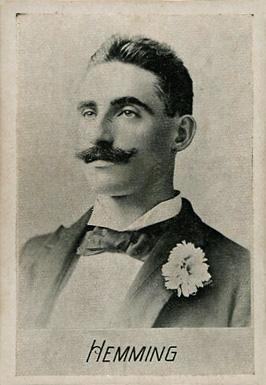 George Hemming Wikipedia