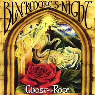 <i>Ghost of a Rose</i> 2003 studio album by Blackmores Night