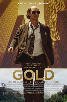 Gold full movie watch online free (2016)