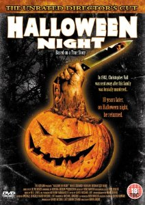 Halloween Night Dvd. DVD Cover