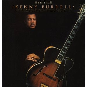 kenny burrell discography