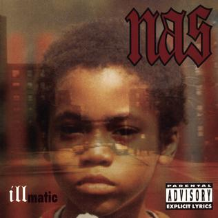<i>Illmatic</i> 1994 studio album by Nas