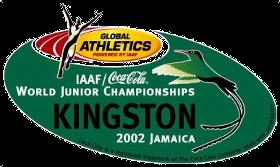 2002 World Junior Championships in Athletics Athletics competition