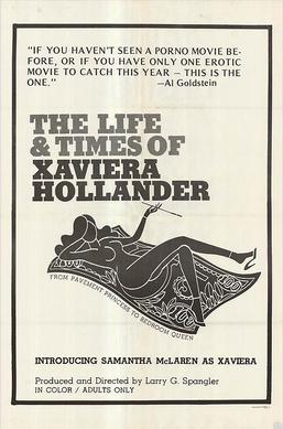 The Life and Times of Xaviera Hollander The Life and Times of Xaviera Hollander Wikipedia