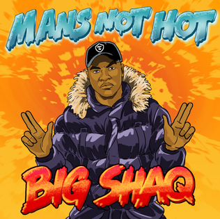 Mans Not Hot Big Shaq song