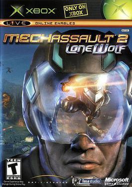 MechAssault 2: Lone Wolf - Wikipedia