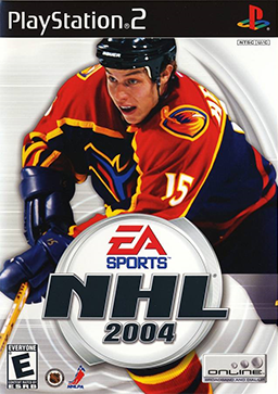 Image result for nhl 2004 cover