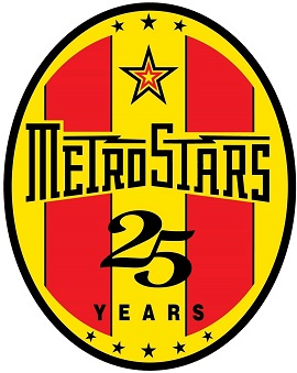 Image result for metro stars logo