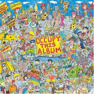 <i>Occupy This Album</i> 2012 compilation album by Various artists