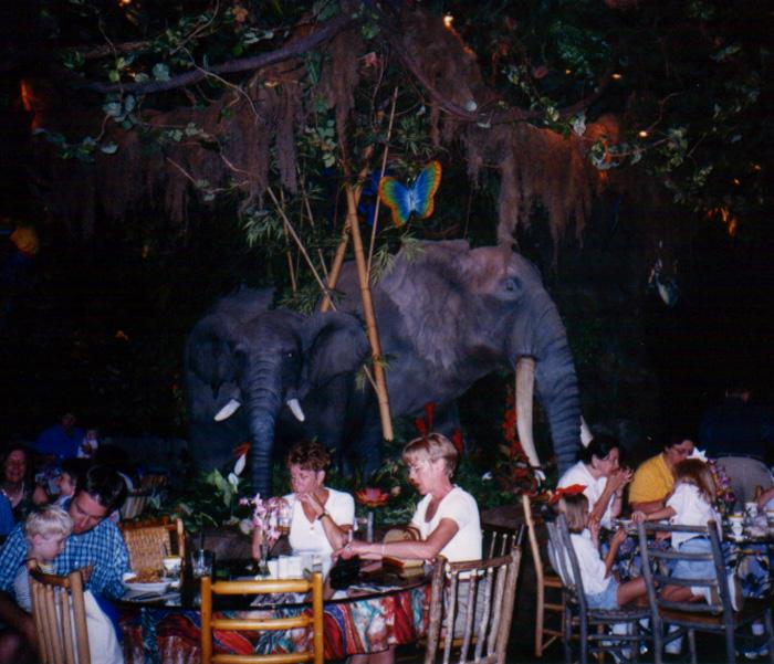 Rainforest Cafe Phoenix Mills Lower Parel