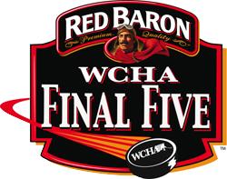 2003 WCHA Final Five logo