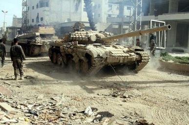 Siege of Deir ez-Zor (2014–17) - Wikipedia