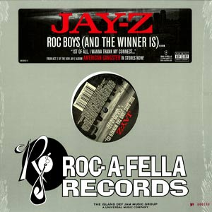 Roc Boys (And the Winner Is)... 2007 single by Kanye West, Jay-Z, Beyoncé