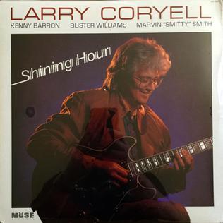 <i>Shining Hour</i> 1990 studio album by Larry Coryell