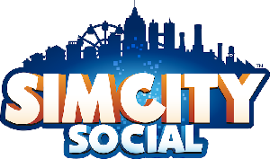 Picture of a game: Simcity Social