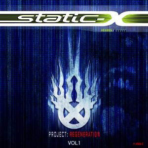 <i>Project Regeneration Vol. 1</i> 2020 studio album by Static-X