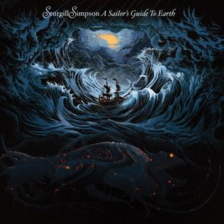 Image result for Sturgill Simpson - A Sailor's Guide to Earth