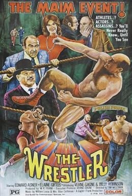The Wrestler (1974 film) The Wrestler 1974 film Wikipedia