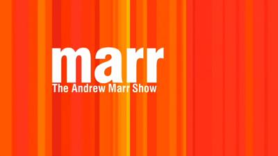 Andrew Marr logo