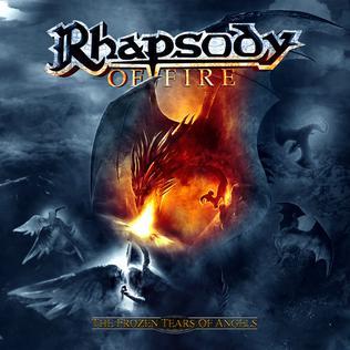 <i>The Frozen Tears of Angels</i> 2010 studio album by Rhapsody of Fire