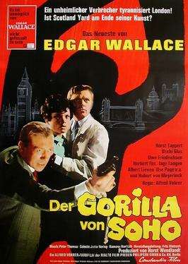 Der Gorilla von Soho  Wikipedia
