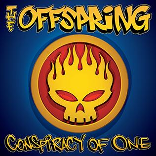 Aquellos maravillosos años - Página 2 The_Offspring-Conspiracy_of_One
