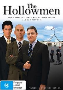 <i>The Hollowmen</i> Australian television political satire