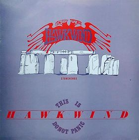 <i>This Is Hawkwind, Do Not Panic</i> 1984 live album by Hawkwind