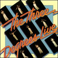 <i>The Three Degrees Live</i> 1976 live album by The Three Degrees