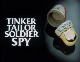 <i>Tinker Tailor Soldier Spy</i> (miniseries) 1979 television miniseries directed by John Irvin