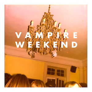 Vampire Weekend: Oxford Comma