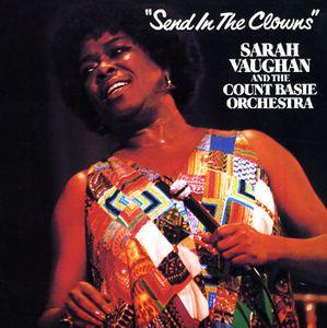 <i>Send In the Clowns</i> (1981 Sarah Vaughan album) 1981 studio album by Sarah Vaughan