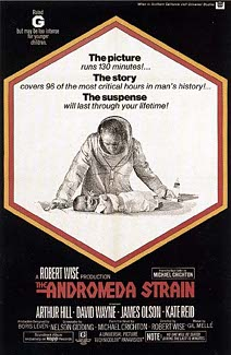'The Andromeda Strain' (1971)