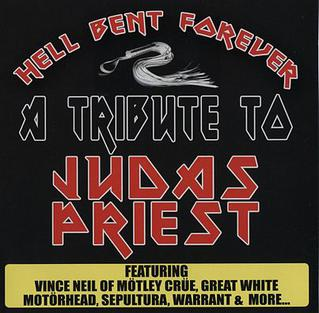 <i>Hell Bent Forever: A Tribute to Judas Priest</i> 2008 compilation album by Various artists