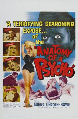 Anatomy of a Psycho Anatomy of a Psycho Wikipedia
