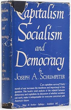 Capitalism Socialism And Democracy Wikipedia