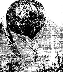 Ram Chandra Chatterjee Indian balloonist from Bengali