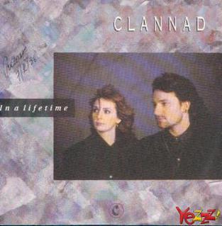 Titelbild des Gesangs In a Lifetime von Clannad