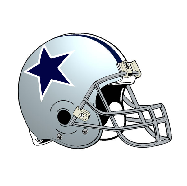 File Cowboys Helmet 1964 Jpg Wikipedia