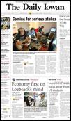 <i>The Daily Iowan</i>