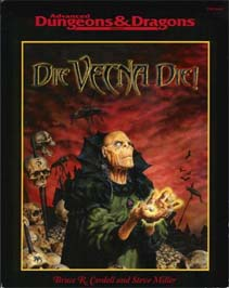 Cover of Die Vecna Die