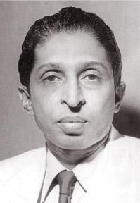 Edmund Samarakkody Sri Lankan politician